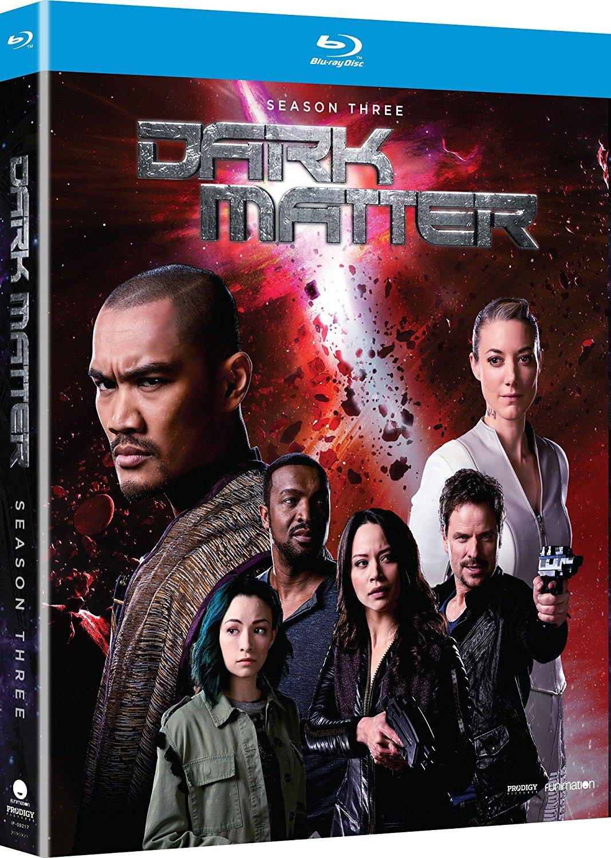 Dark Matter :Season 3 DVD, Blu-Ray