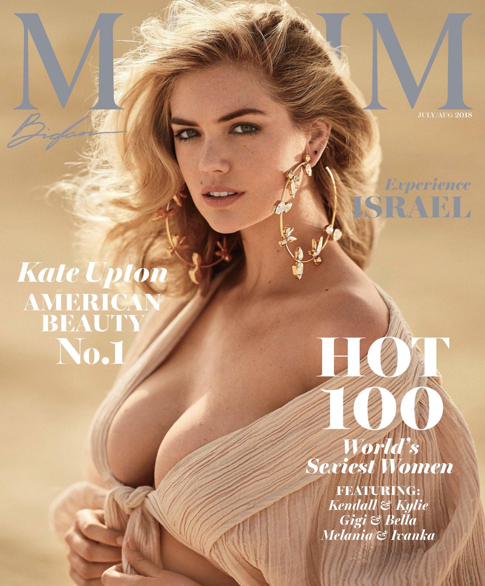 Kate Upton Maxim, Hot 100