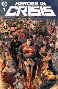 Heroes Crisis, DC Comics