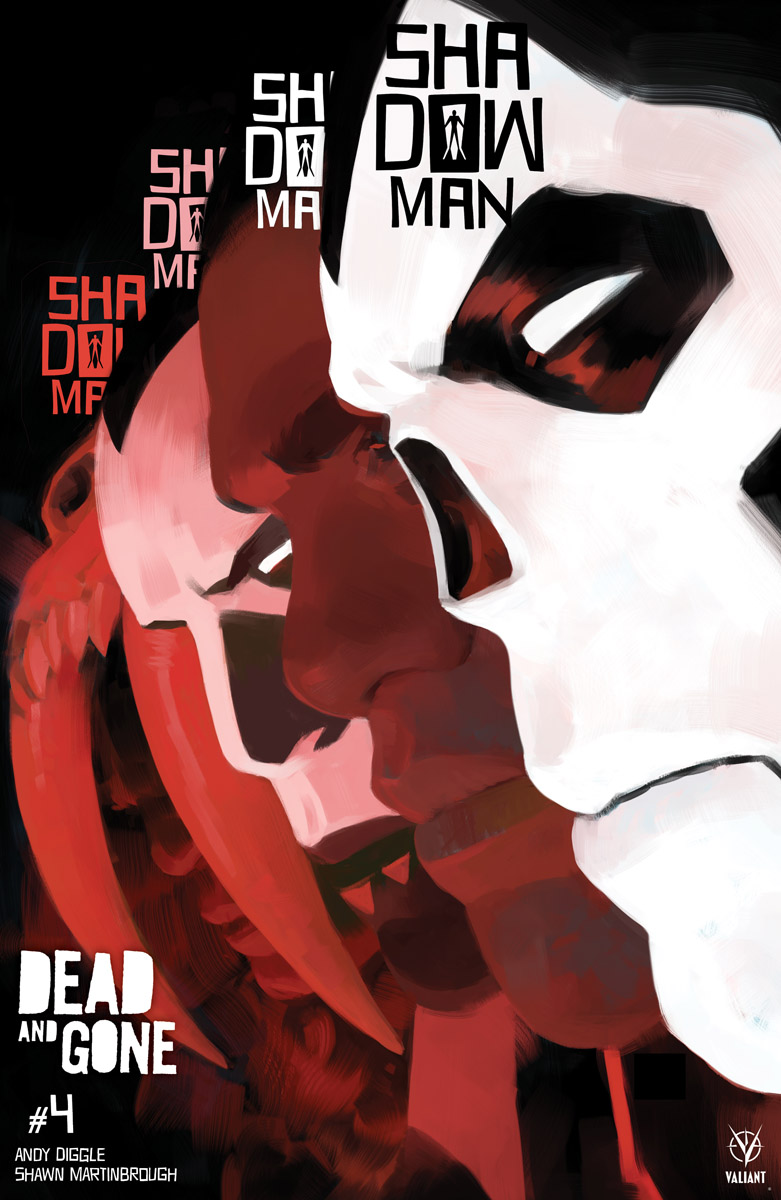 Shadowman #4, Valiant Entertainment