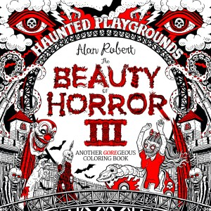 Alan Robert Beauty, Haunted Playgrounds, IDW Publishing