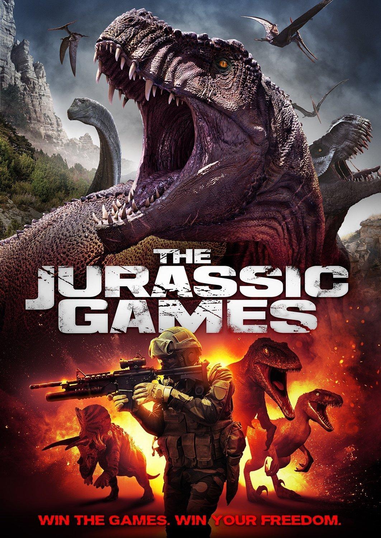 Jurassic Games DVD, Katie Burgess