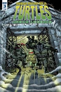 Urban Legends #3, IDW Publishing
