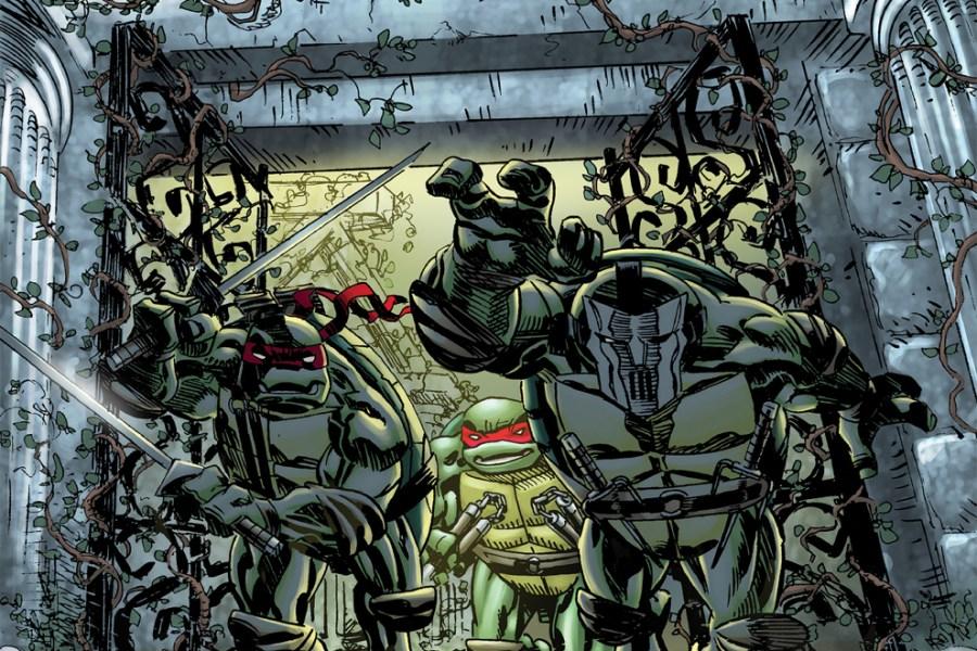 5 Reasons To Get 'Teenage Mutant Ninja Turtles: Urban Legends' #3 (IDW Publishing)!