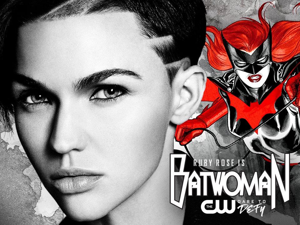 Ruby Rose Batwoman Casting, CW