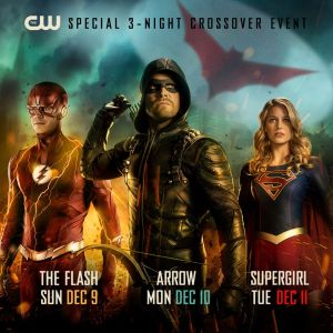 Batwoman Crossover, CW Network