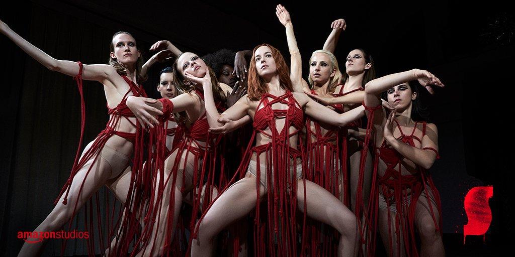 Dakota Johnson Suspiria Dance, Amazon Studios