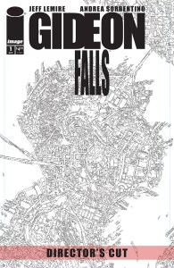 Gideon Falls #1: Director's Cut, Image Comics