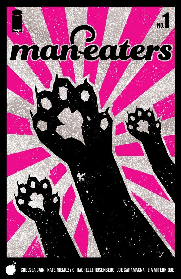 Man-Eaters #1, Image Comics