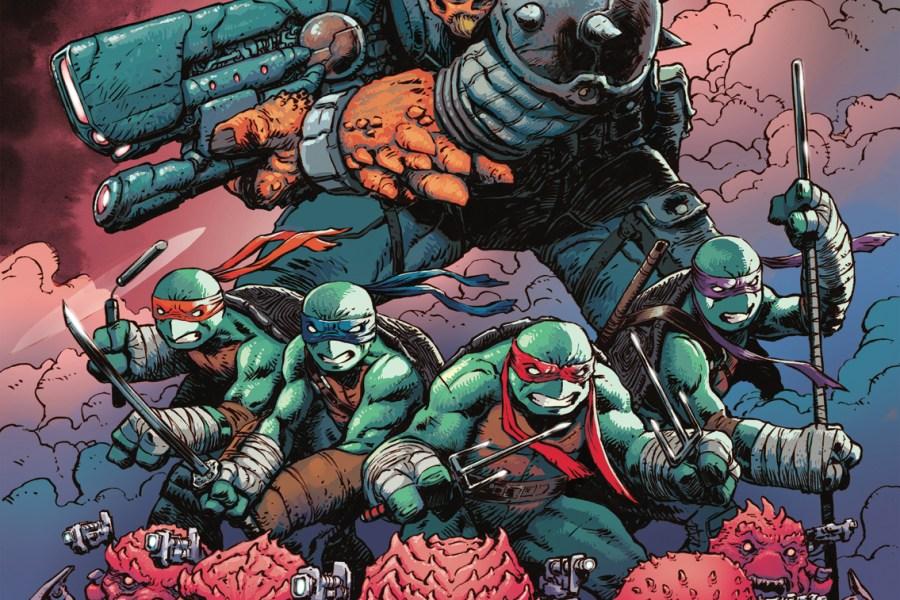 5 Reasons To Get 'Teenage Mutant Ninja Turtles' #86!