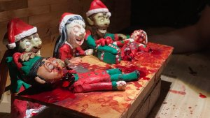 Christmas Clay-Massacre, Beauty Horror