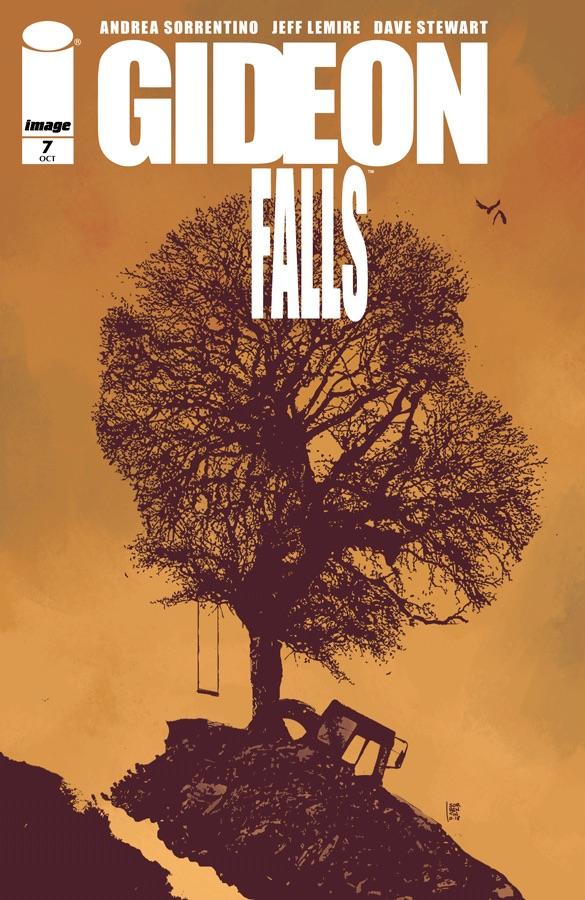 Gideon Falls #7, Image Comics
