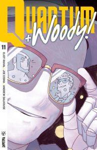 Quantum + Woody! #11, Valiant Entertainment
