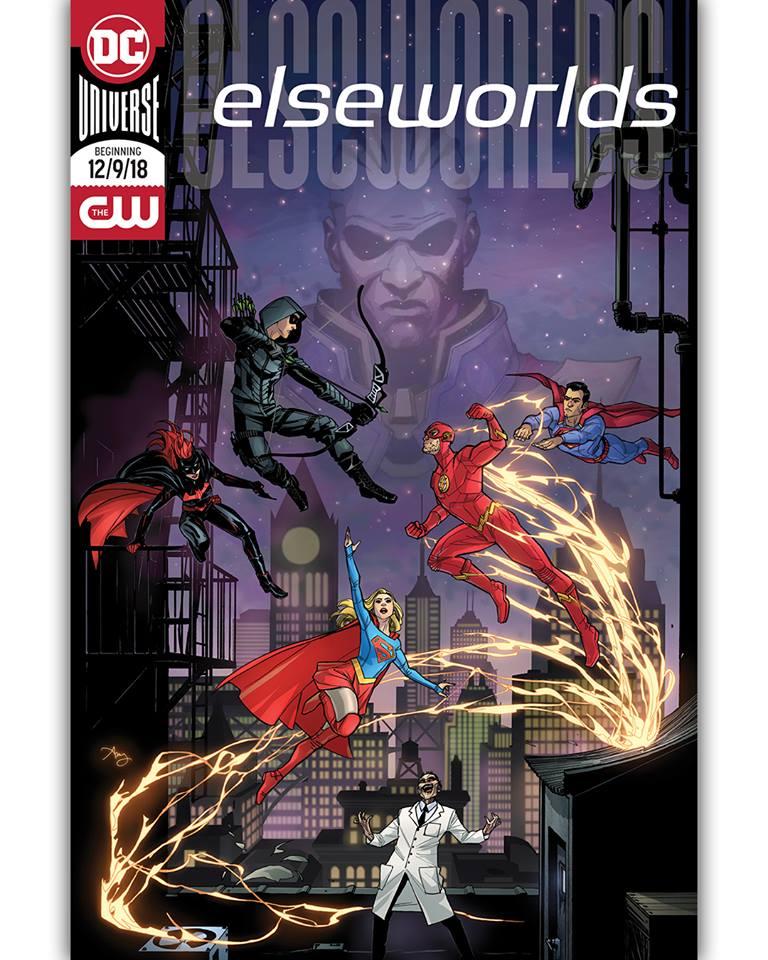 Ruby Rose Batwoman Elseworlds, CW