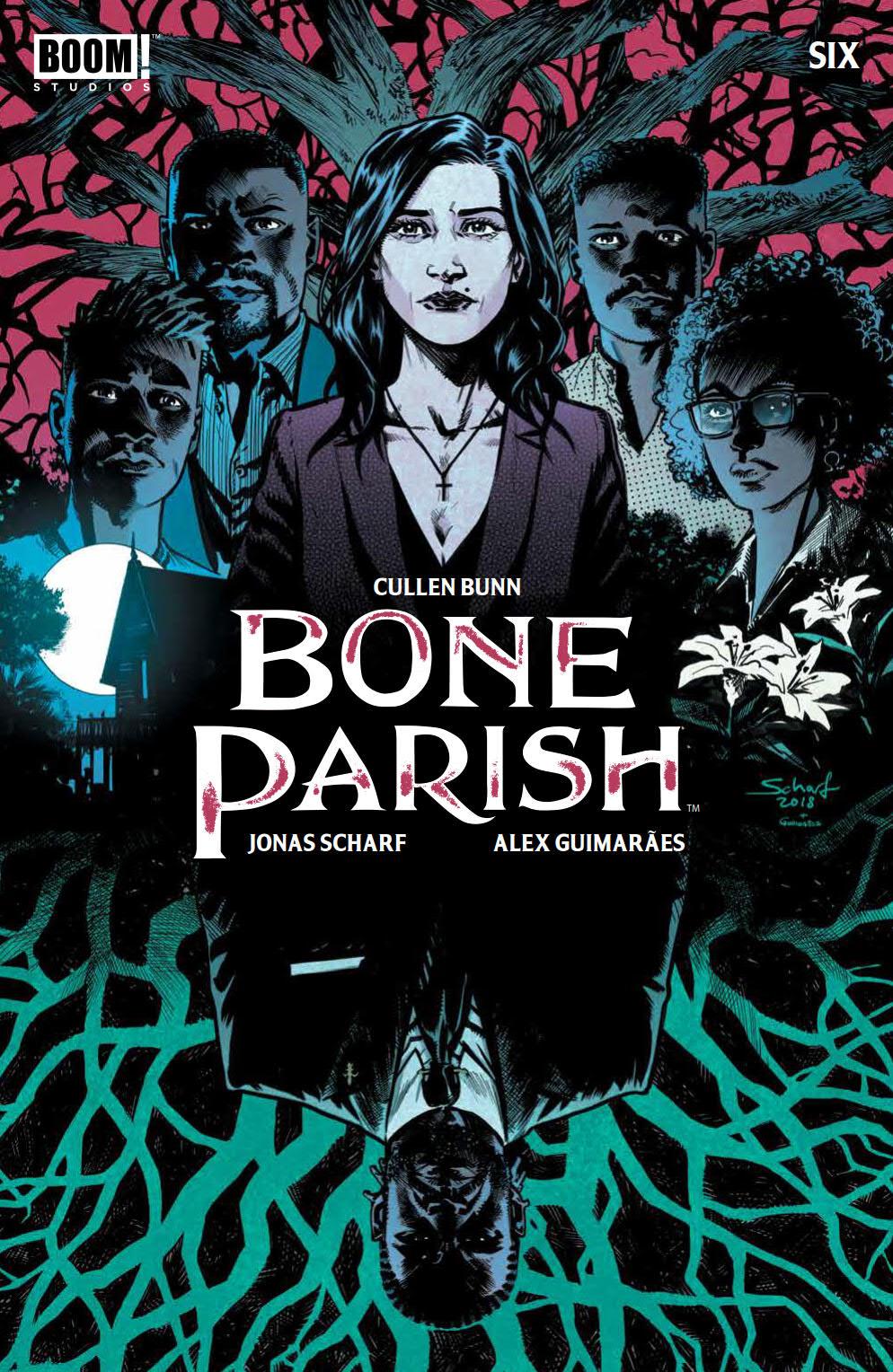Bone Parish #6, BOOM! Studios,