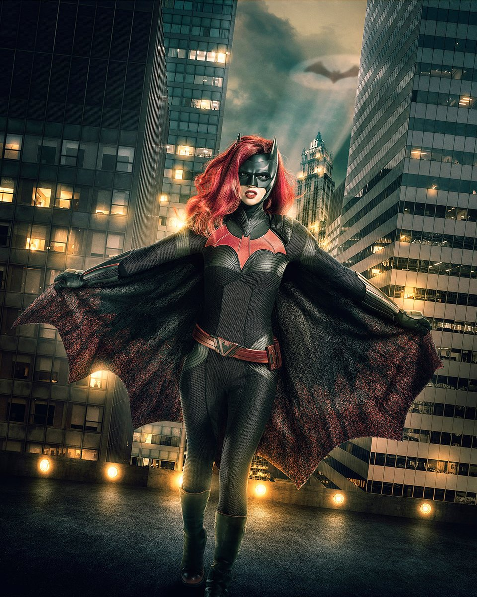Batwoman New Cast Member, Ruby Rose Batwoman Cast,Ruby Rose Batwoman Pilot, CW