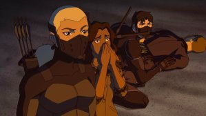 Young Justice: Outsiders Episode 9, DC Universe