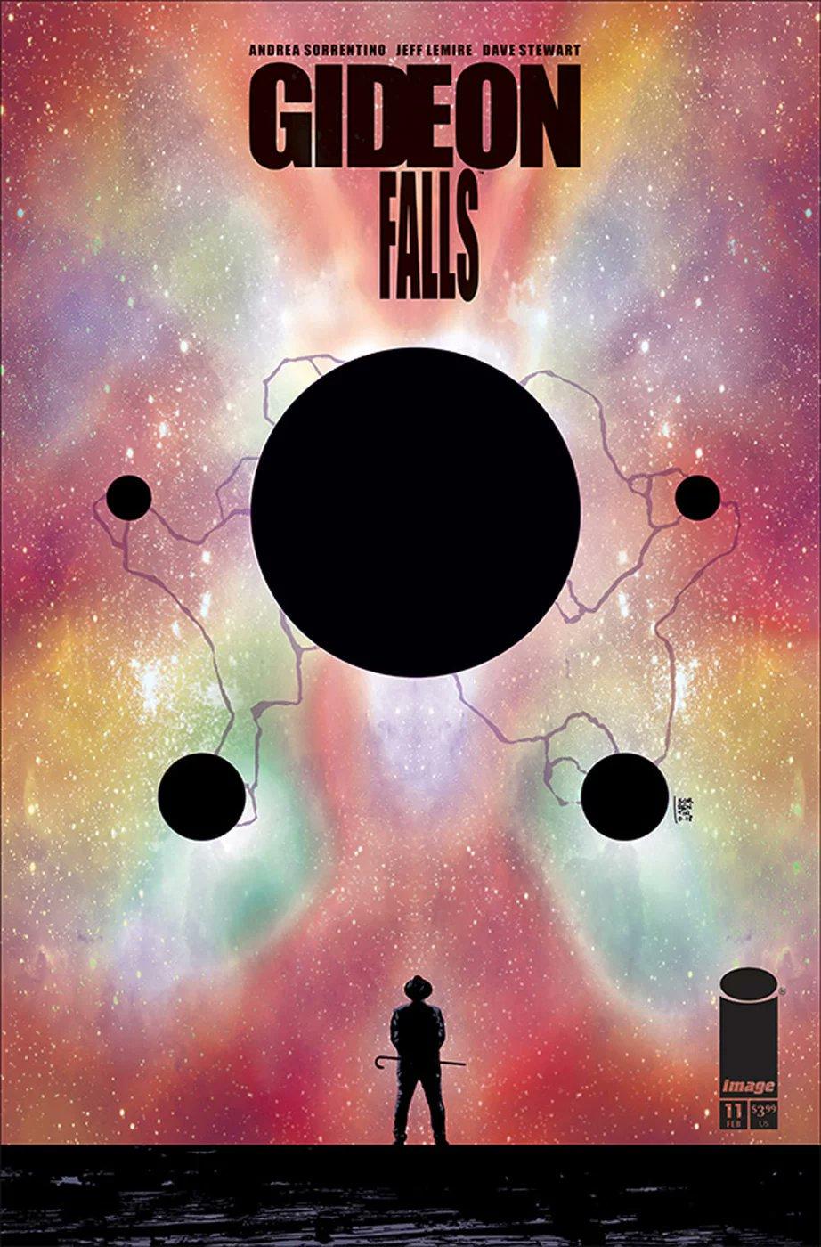 Gideon Falls #11, Image Comics