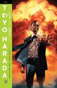 Toyo Harada #1, Valiant