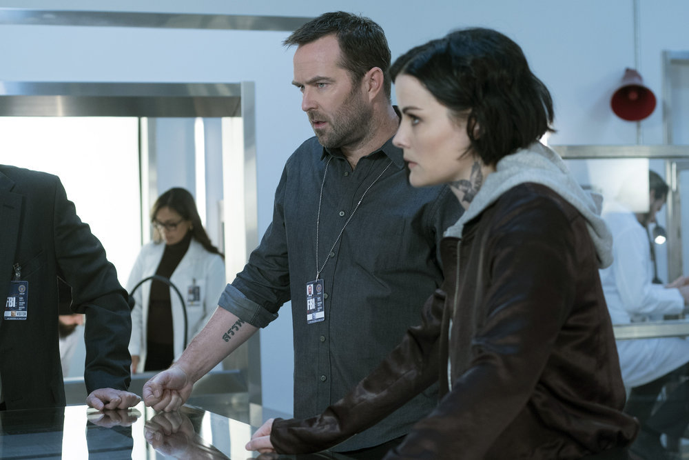 Blindspot Season 4 Episode 13, NBC