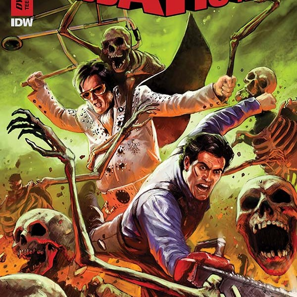 5 Reasons To Get 'Army of Darkness/Bubba Ho-Tep' #2!