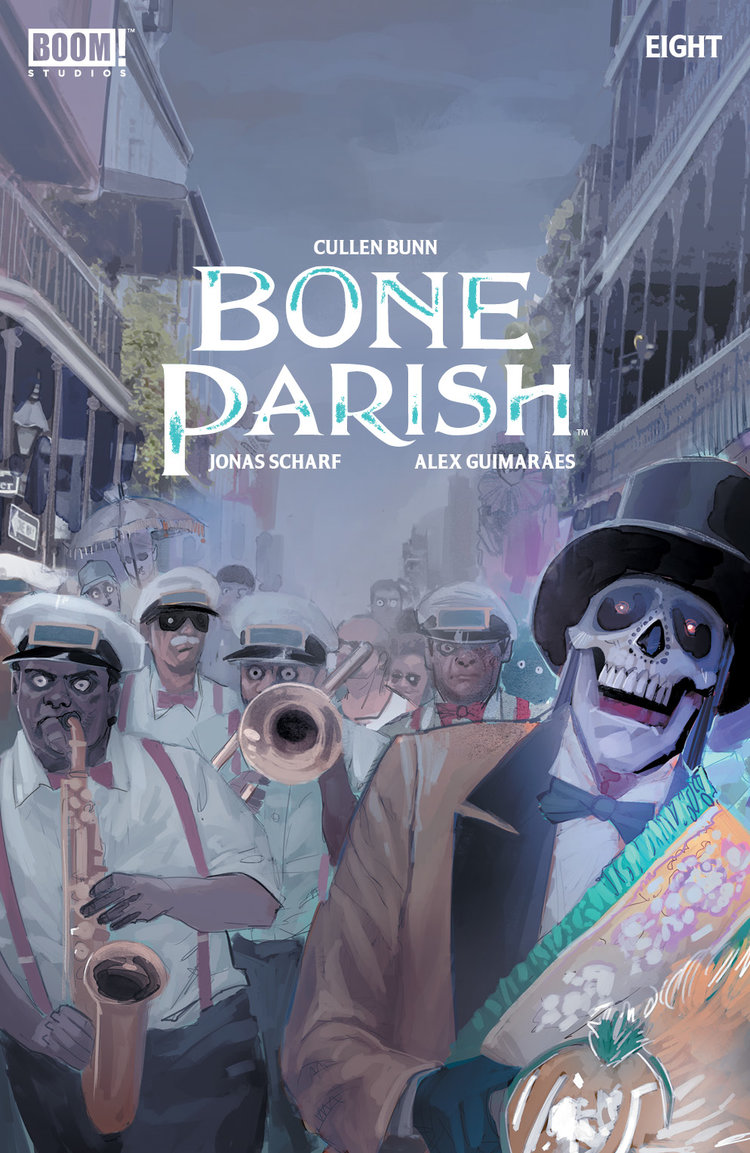 Bone Parish #8, BOOM! Studios