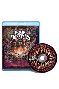 Book Monsters Blu-Ray, Epic Pictures