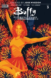 Buffy Vampire Slayer#3, BOOM! Studios
