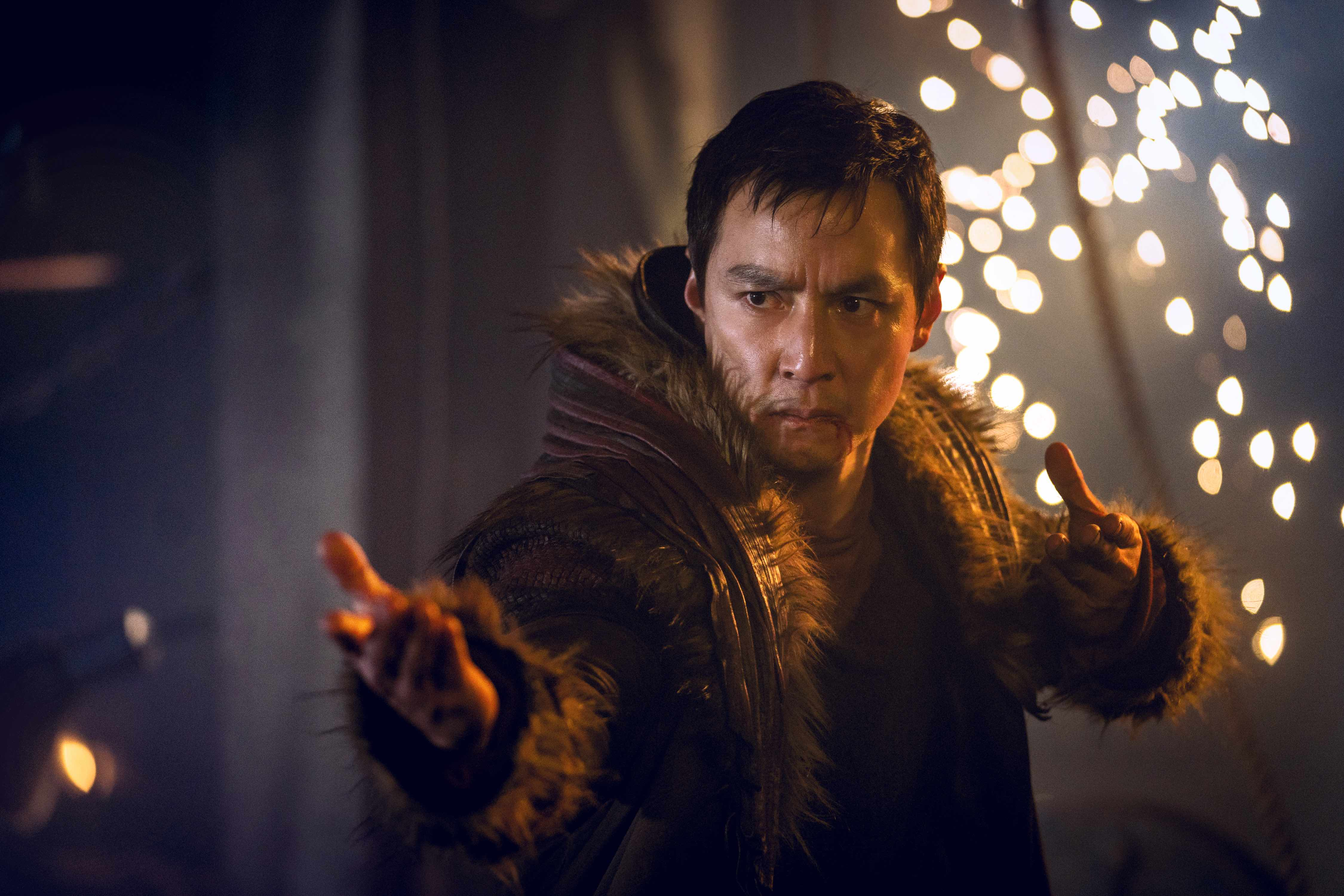 Into Badlands Not Your Enemy, AMC