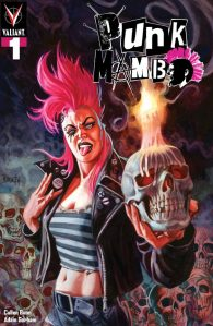 Punk Mambo #1, Valiant Entertainment