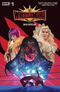 WWE Wrestlemania 2019 Special #1, BOOM!