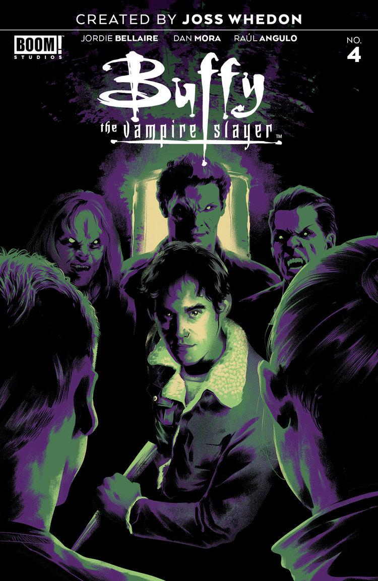 Buffy Vampire Slayer #4, BOOM! Studios