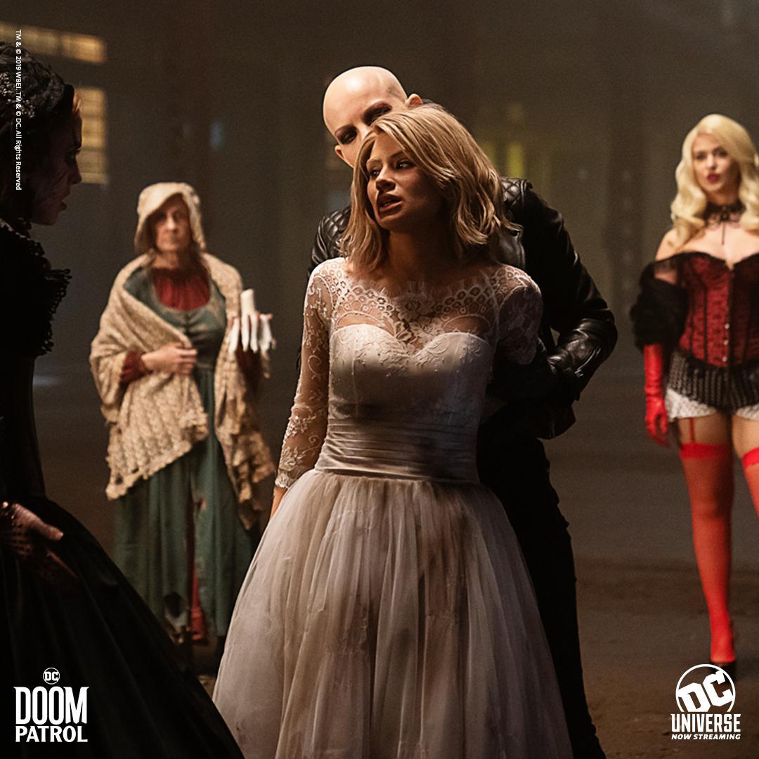 Doom Patrol Episode 9, DC Universe