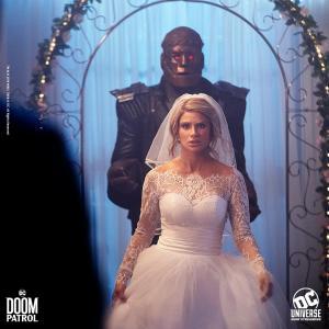Doom Patrol Episode 8, DC Universe
