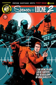 Jorge Santiago Jr.. Spencer & Locke 2 #1