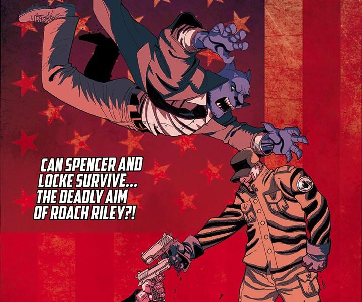 Interview: David Pepose Talks 'Spencer & Locke 2' #1!