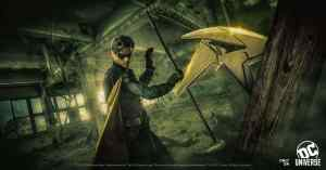 Titans Season 2 Fall, DC Universe