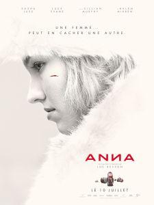 Sasha Luss Anna, Luc Besson