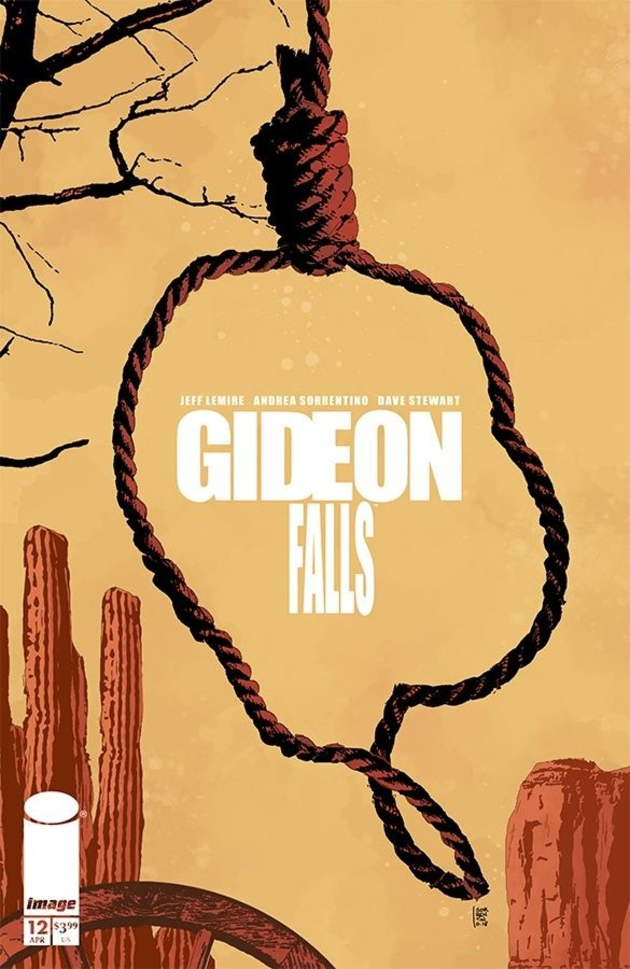 Gideon Falls #12, Image Comics