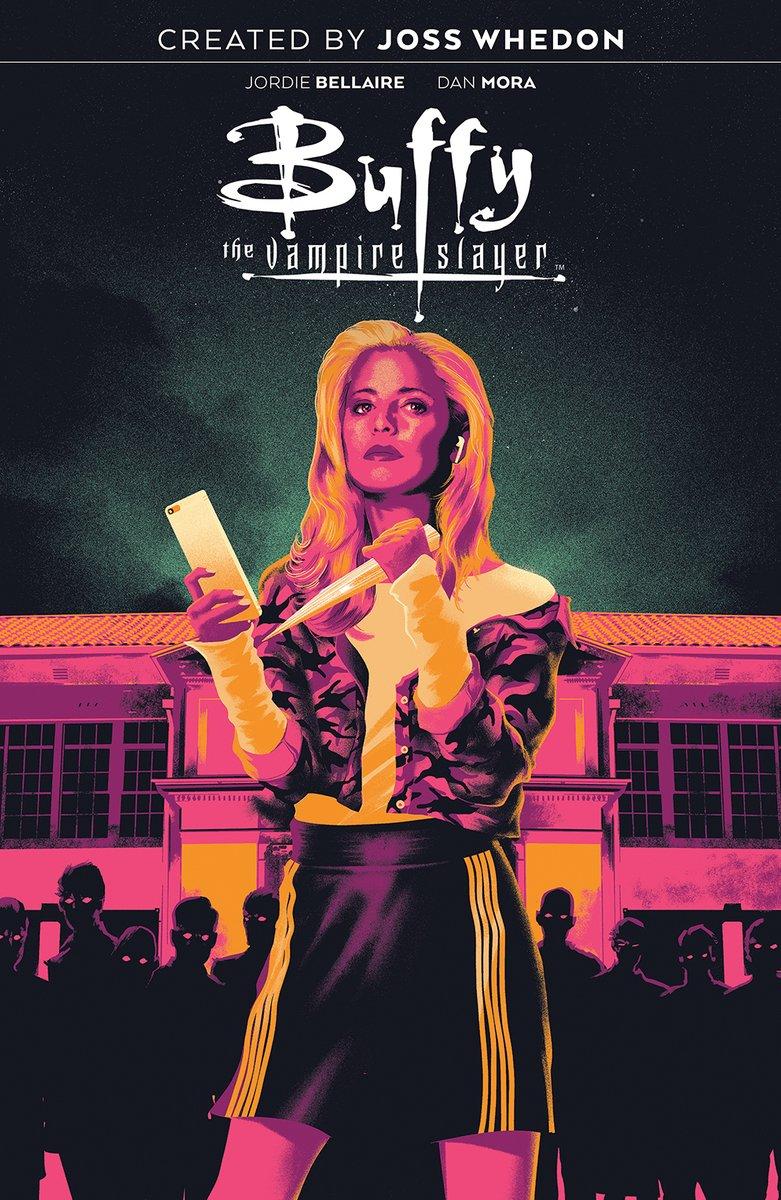 Buffy Vampire Slayer Vol.1, BOOM! Studios