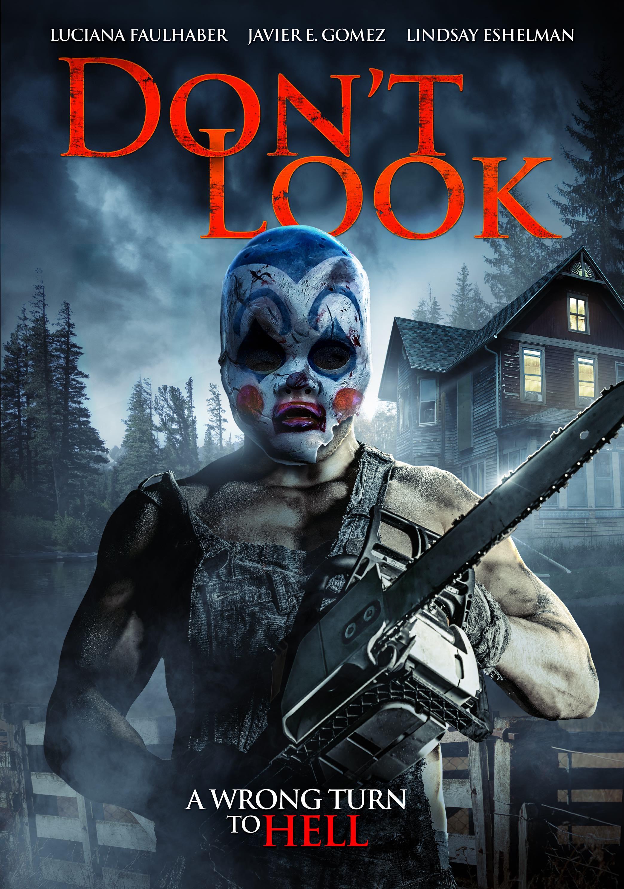 Don't Look DVD, Wild Eye