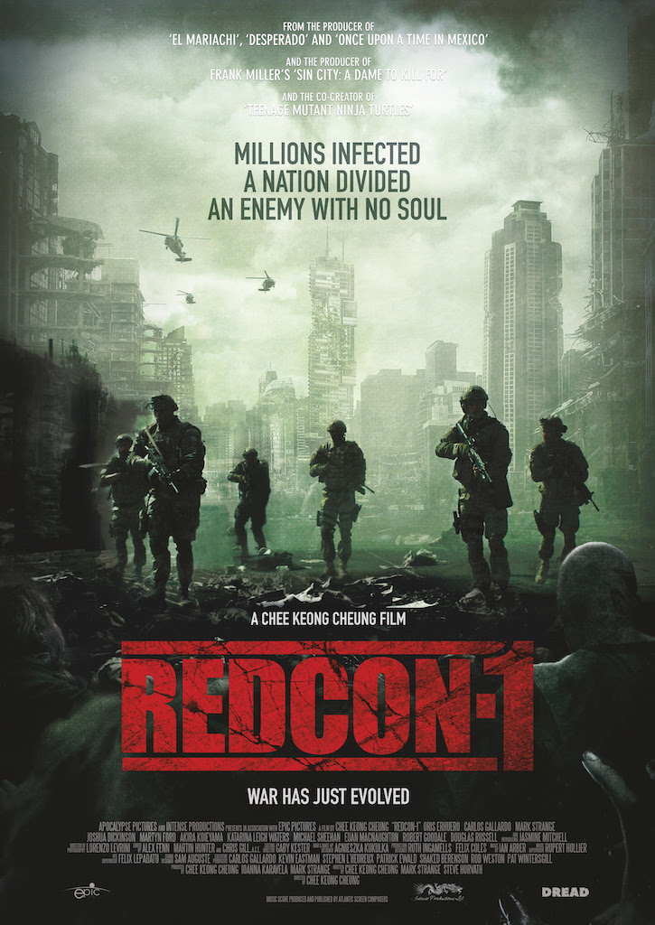 REDCON-1 Bu-Ray, REDCON-1