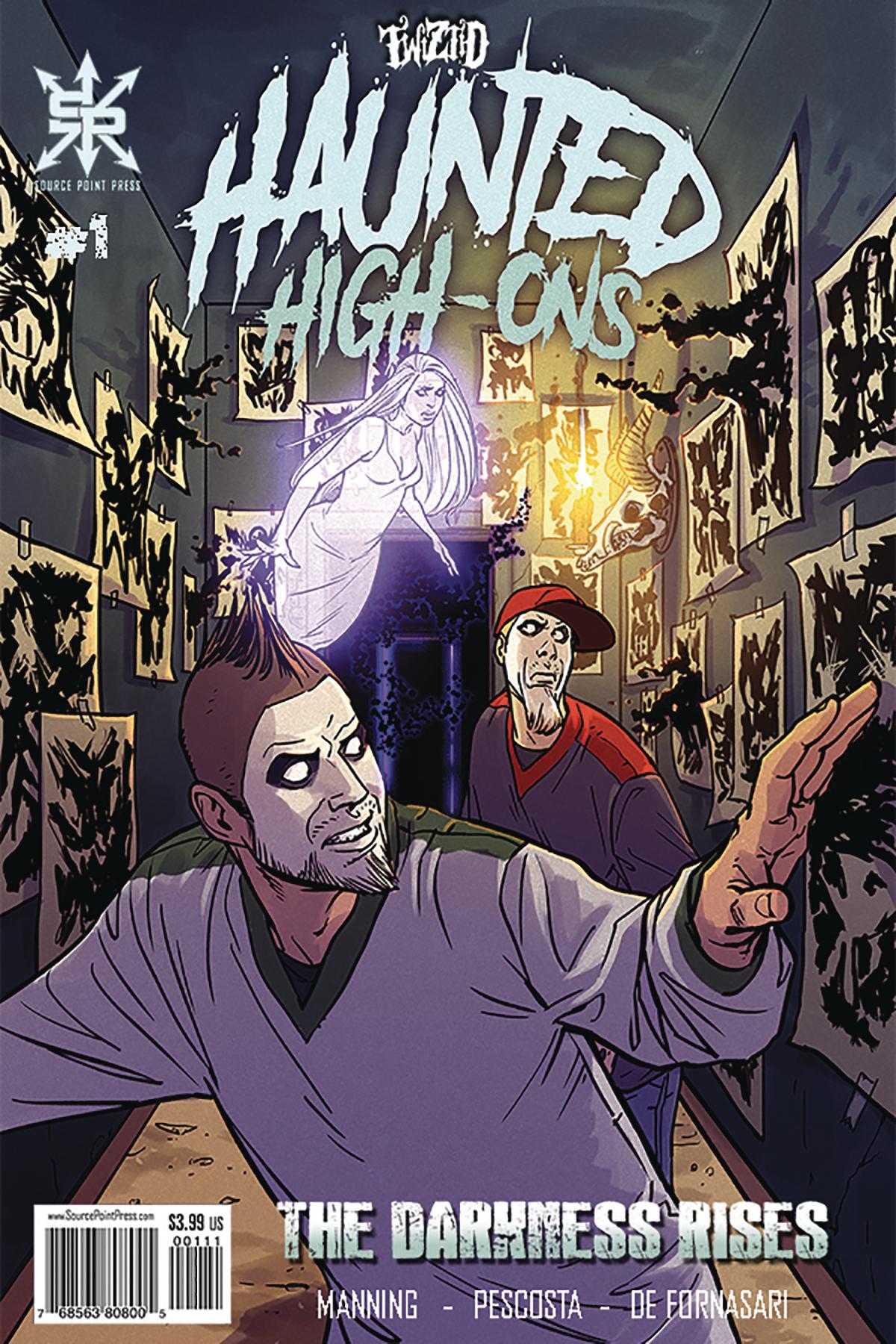 Twiztid Haunted High-Ons: Darkness Rises #1, Twiztid