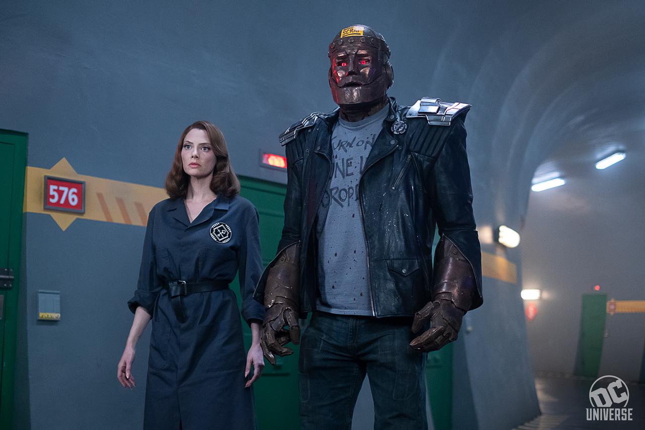 Doom Patrol Episode 12, DC Universe