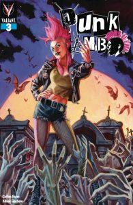 Punk Mambo #3, Valiant