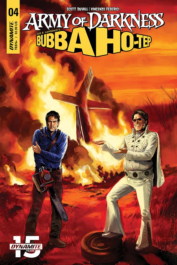 Bubba Ho-Tep #4. Army Of Darkness