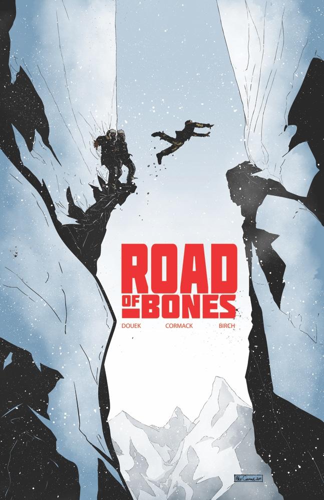 Road Bones #2, IDW Publishing