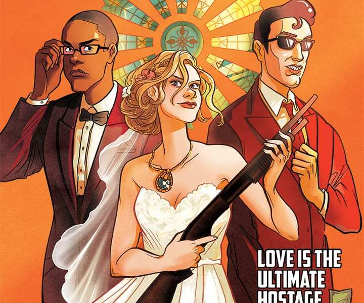 Interview: David Pepose Talks 'Going To The Chapel' #1!