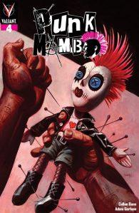 Punk Mambo #4, Valiant