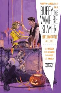 Vampire Slayer #8, BOOM! Studios